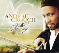 Andrae Crouch Album Cover