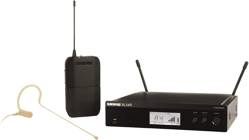 Shure BLX14R MX53 Rack Mount Wireless Microphone System